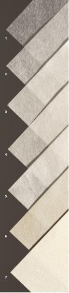 Testpaket PAPER NAO 10 verschiedene Bögen Japanpapier