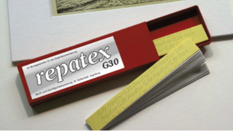 REPATEX G30 Graphikmontagestreifen
