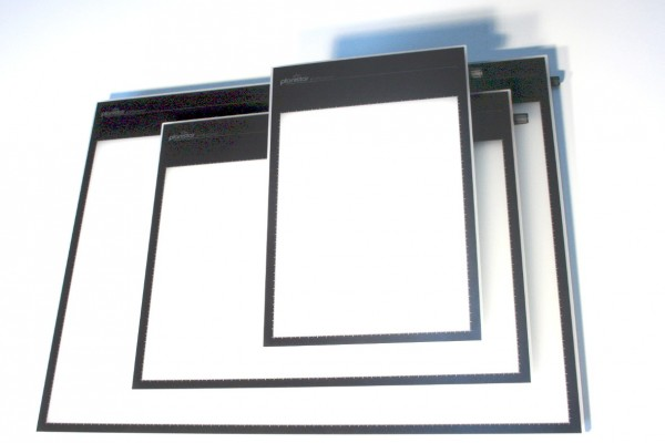 Leuchtpult professional, LED, leichte Schrägstellung, dimmbar