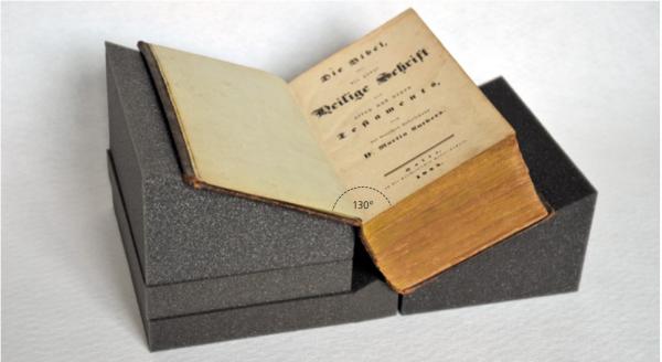 Buchunterlage, 5-teiliges Set