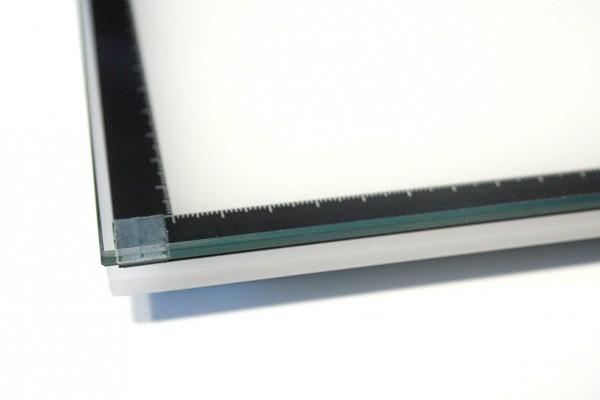 Glasscheibe zu Leuchtpult Professional / Studio