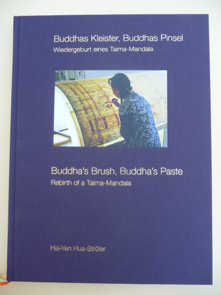 Buch Buddhas Kleister, Buddhas Pinsel
