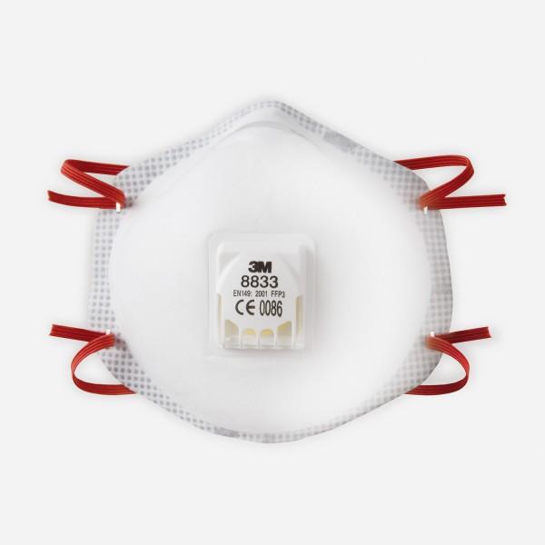 Masque anti-poussière MOLDEX FFP3