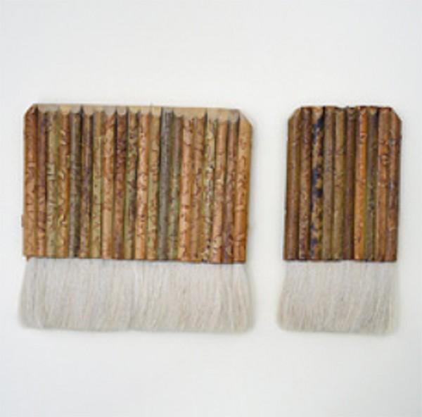 Schafshaar-Bambus-Pinsel