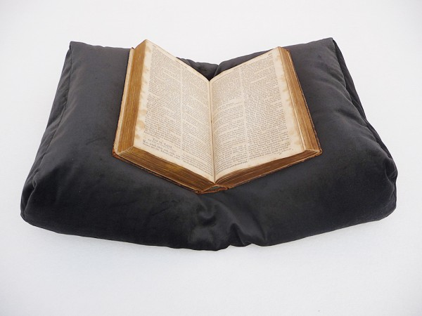 Book support cushion goodforbooks by F.L-M