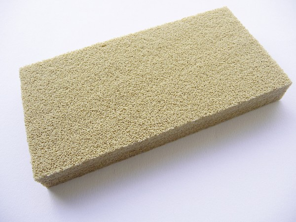 """WALLMASTER"" natural rubber sponge, flat"