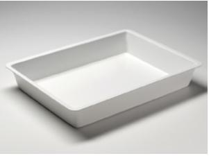 Fotoschalen aus weißem PVC