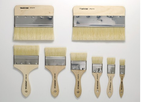 Breite Borstpinsel, da Vinci Serie 2470