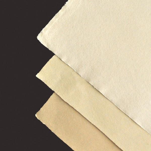 Papiers vélins faits main
