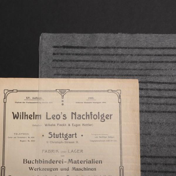 BERLIN Tissue IN STRIPES