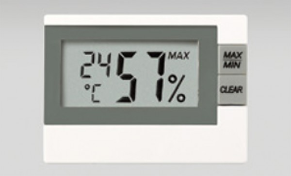 Elektronisches Thermo-/Hygrometer