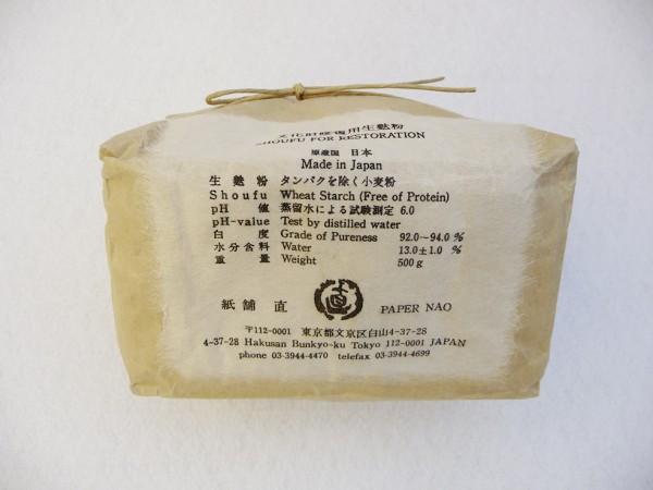 Shofu, Japanische Weizenstärke, 500g