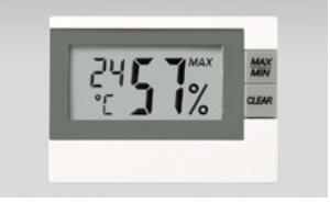 Elektronisches Thermo-/Hygrometer