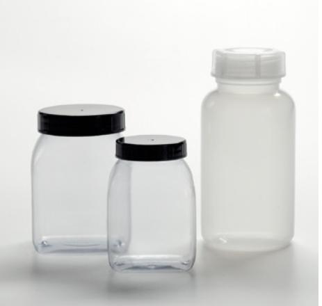 Weithalsflasche