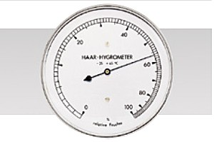Genuine Hair Hygrometer
