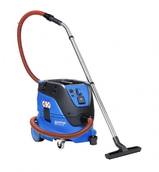 Safety vacuum cleaner ATTIX 33-2M PC